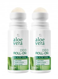 Aloe Vera Deo Roll-on ohne Alkohol - Doppelpack