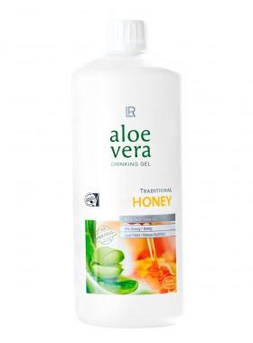 Aloe Vera Drinking Gel Honig