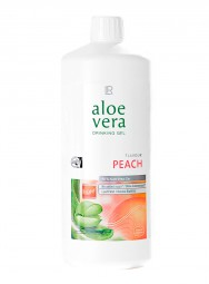 Aloe Vera Drinking Gel Peach