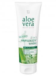 Aloe Vera Haar- & Körpershampoo