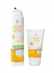 Aloe Vera Sun Protection Set IIII