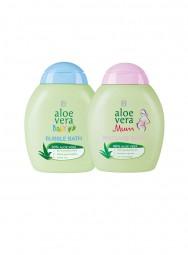 Aloe Vera Baby & Mum Relaxing Set