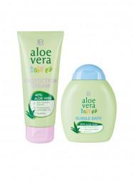 Aloe Vera Baby Set I