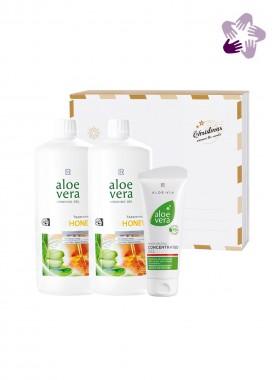 Aloe Vera Feel Good Box Honey