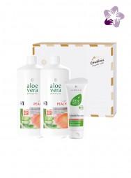 Aloe Vera Feel Good Box Peach