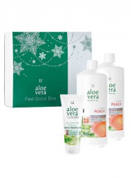 Aloe Vera Feel Good Box Peach