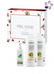 Aloe Vera Feel Good Box Traditionell mit Honig