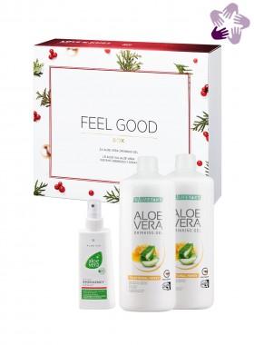 Aloe Vera Feel Good Box Traditionell mit Honig