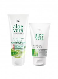 Aloe Vera Restructuring Set