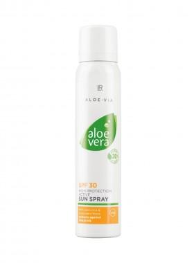 Aloe Vera Sonnenspray active LSF 30