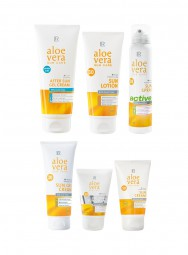 Aloe Vera Sun Komplett-Set