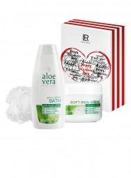 Aloe Vera Wellness Bath-Set