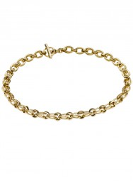Class de Luxe Collier - Gold