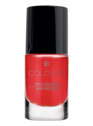 Colours True Colour Nail Polish Red Kiss