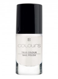 Colours True Colour Nail Polish - Marshmallow White