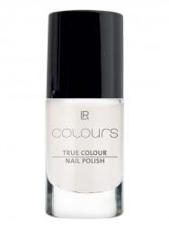 Colours True Colour Nail Polish - Marshmallow White