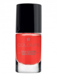 Colours True Colour Nail Polish Happy Coral