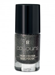 Colours True Colour Nail Polish - Chrome Matt Grey