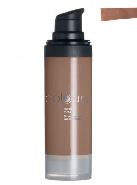 Colours Oilfree Make-up Dark Caramel