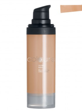 Colours Oilfree Make-up Light Sand