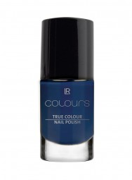 Colours True Colour Nailpolish Blueberry Blue