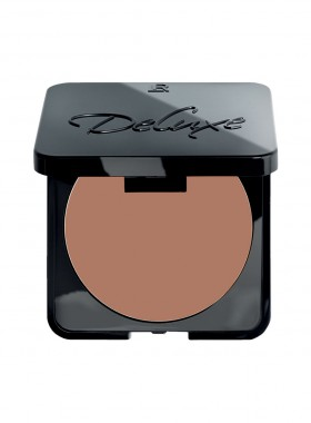 Deluxe Perfect Smooth Compact Foundation Hazelnut