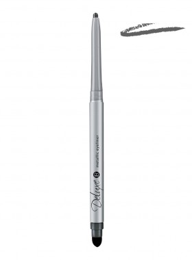 Deluxe Metallic Eyeliner Grey