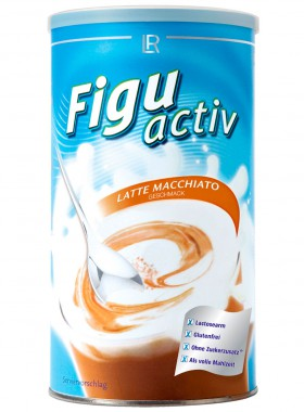 Figuactiv Shake - Latte Macchiato