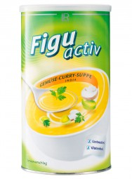 Figuactiv Suppenpulver India (Gemüse-Curry-Suppe)