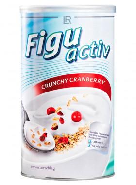 Figuactiv Müsli-Shake Crunchy Cranberry