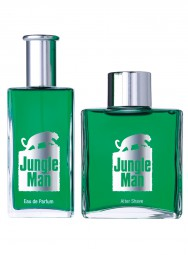 Jungle Man Duft-Set II