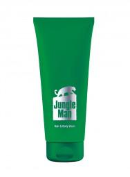 Jungle Man Parfümiertes Haar- und Körper-Shampoo