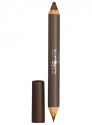LR colours Eyebrow Double-Pencil - Cashmere Brown