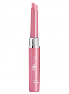 LR colours Glossy Lipstick - Crystal Rose