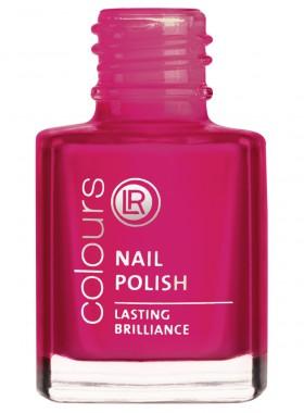 LR colours Nail Polish Lasting Brilliance - Pink Party