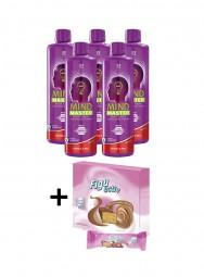 Mind Master Red 5er Pack + Gratis Figuactiv Riegel Crunchy Caramel 6er Box
