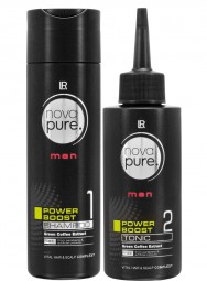 LR Nova Pure for man Power Boost Set