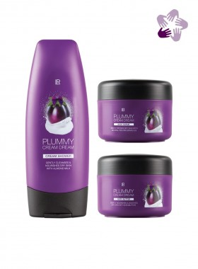 Plummy Cream Dream-Set