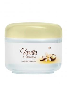 Vanilla & Macadamia Körpercreme